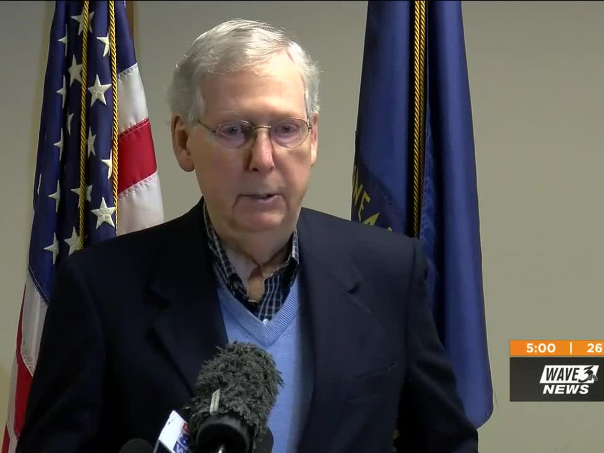 McConnell addresses Kentucky's opioid crisis