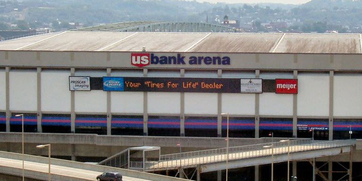 Officials: NCAA bid contingent on US Bank Arena being renovated