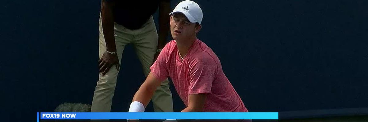 Wolf advances, John McNally loses in W&S Open