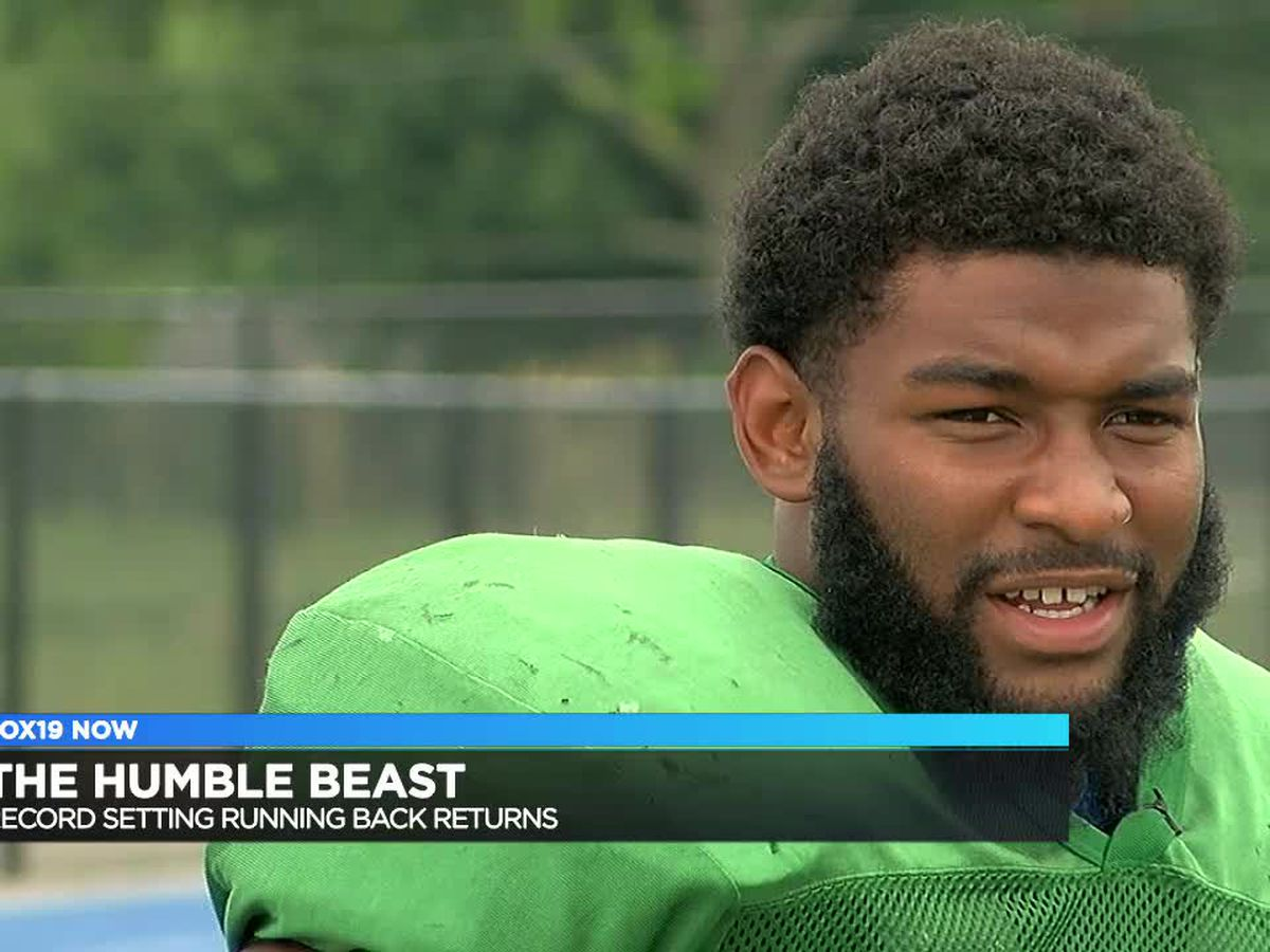 The Humble Beast at Winton Woods