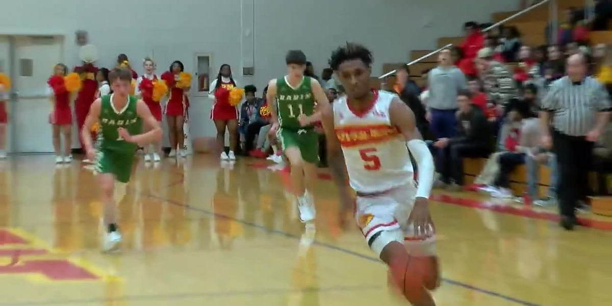 Play of the Week: Purcell Marian's AJ Garrett