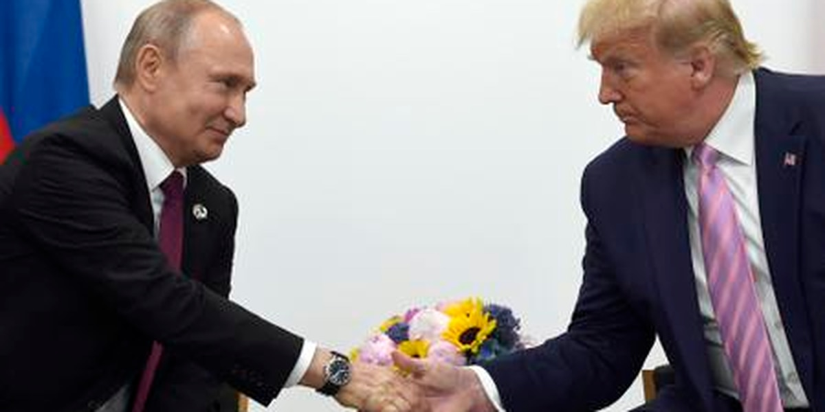 U.S. lawmakers were warned last week about Russia interfering with the 2020 election