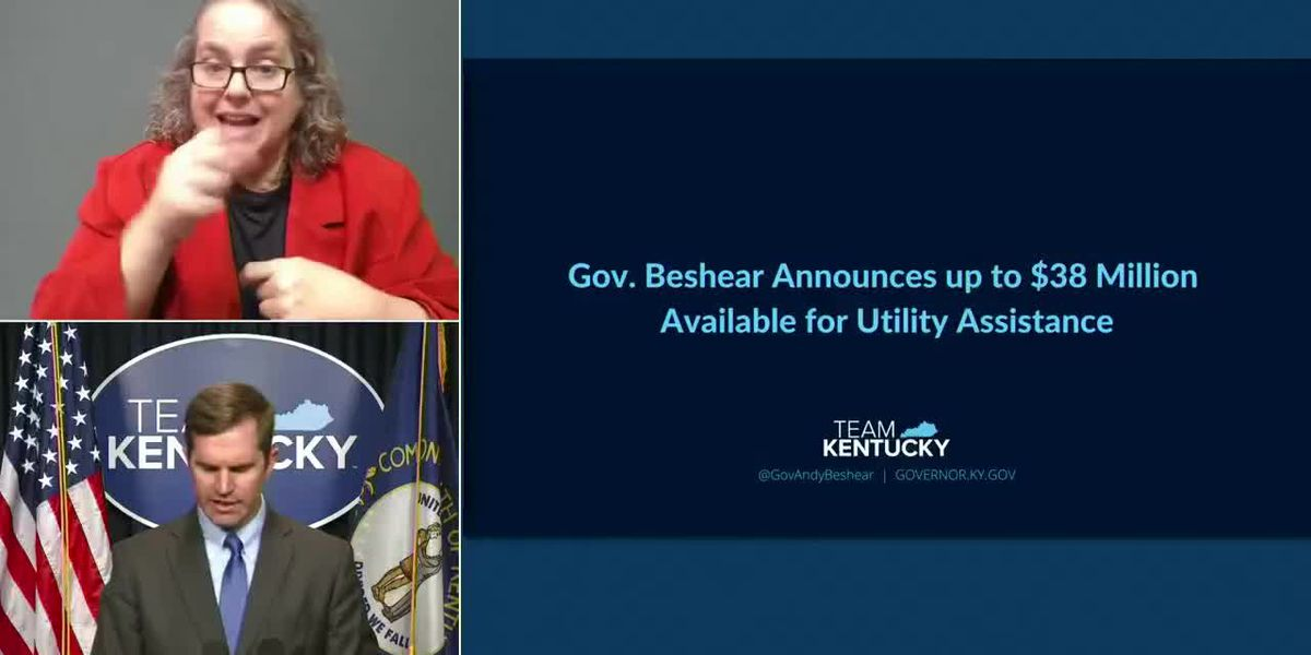 Gov. Beshear updates vaccine rollout in Kentucky