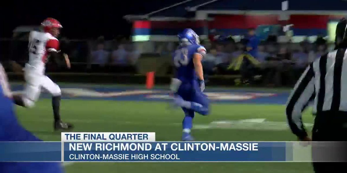 Championship performance for Clinton-Massie in win over New Richmond