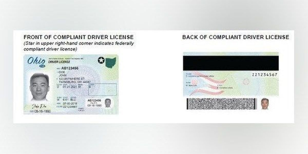 ohio bmv drivers license renewal documents
