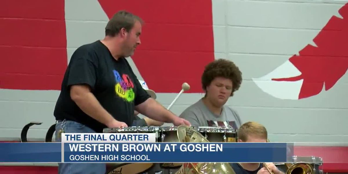 Goshen takes down Western Brown