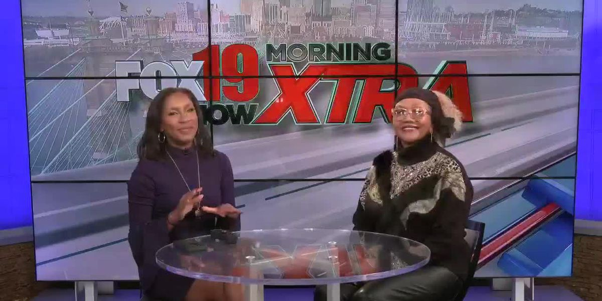 FOX 19 9:30 a.m. Marcia Griffiths at Ludlow Garage