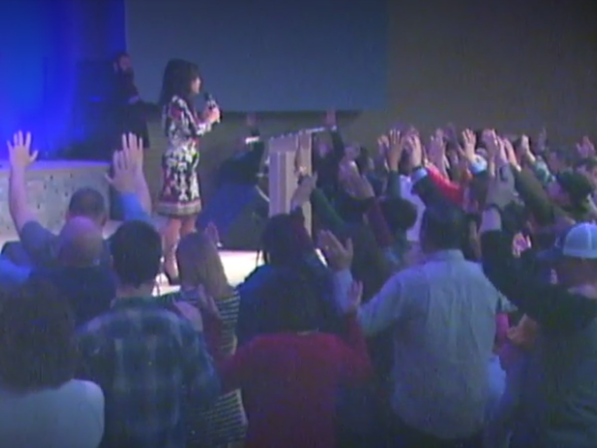 Solid Rock Church continues to hold services during coronavirus pandemic