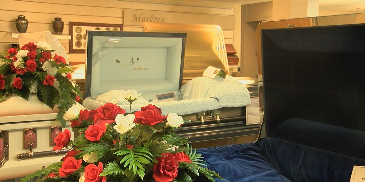Funeral homes working overtime as COVID-19 deaths increase
