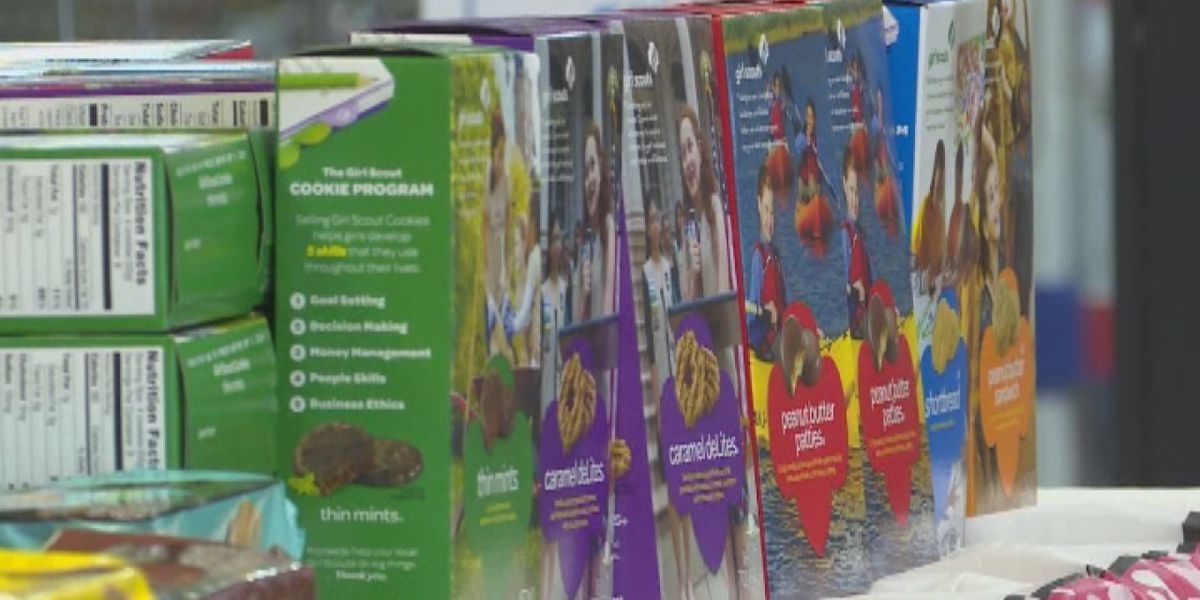 KY Girl Scouts extending cookie program