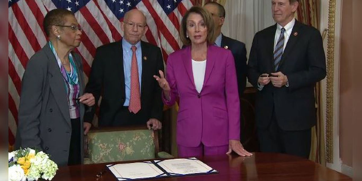 House Dems float '21st Century' border security plan to end shutdown