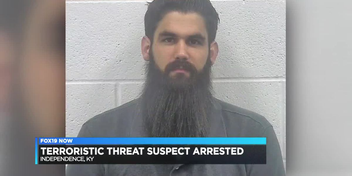Kenton County terroristic threat suspect arrested