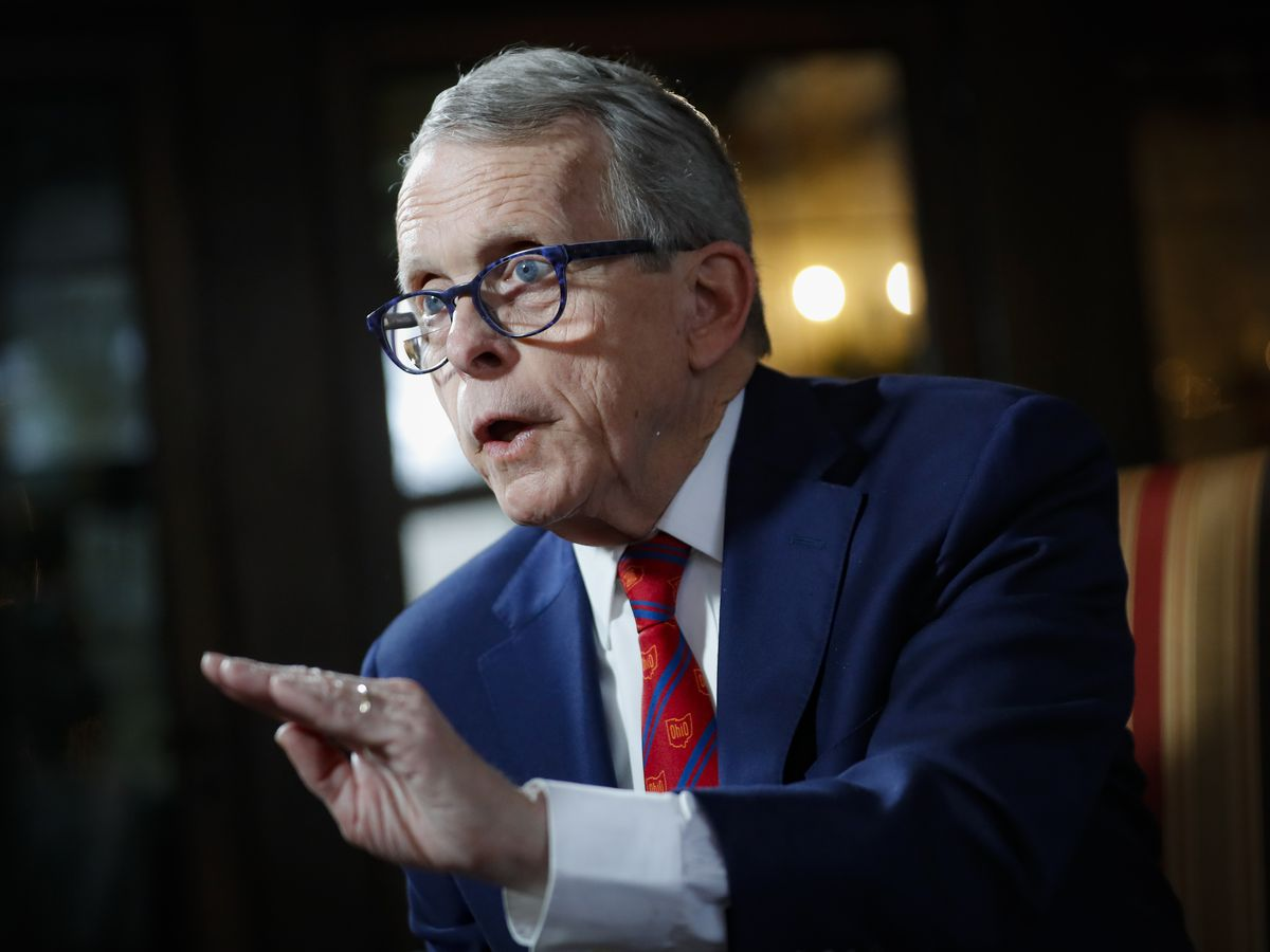 Gov. DeWine tests negative for COVID-19 on second, different test