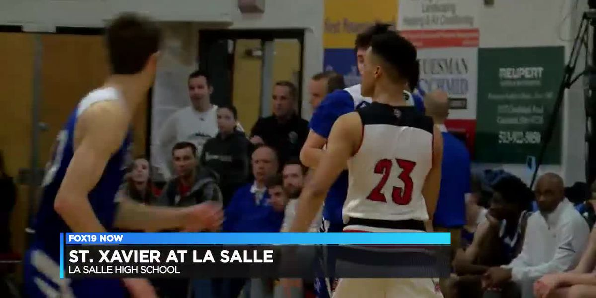 La Salle takes down St. X in front of sold out gym