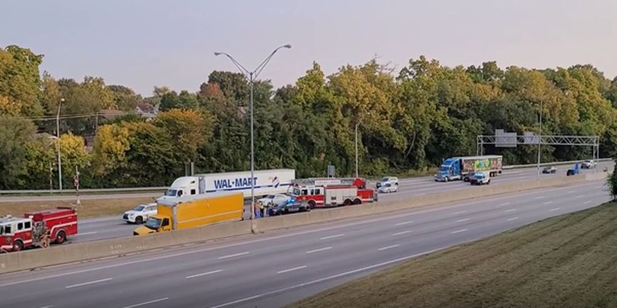 Person ejected from vehicle in fatal I-71 south crash, Norwood Lieutenant says