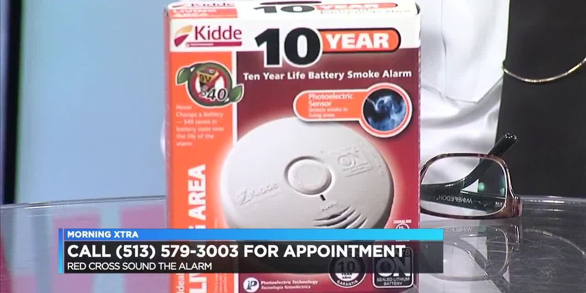 Sound the Alarm for Free Smoke Detectors