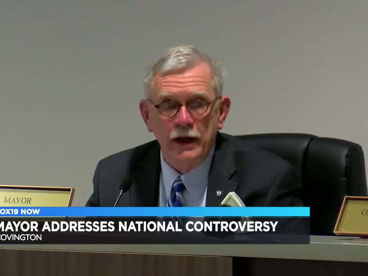 Mayor: CovCath isn't in Covington, 'Why are we being vilified?'