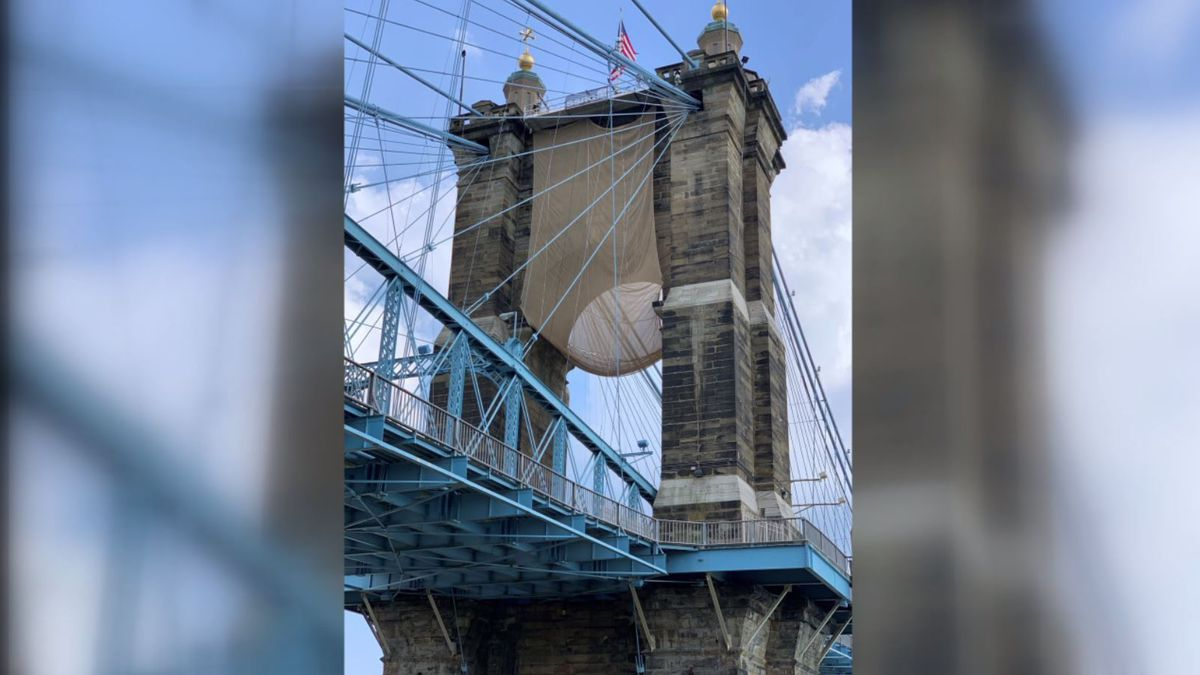 Roebling Bridge repair work could stretch to end of 2021