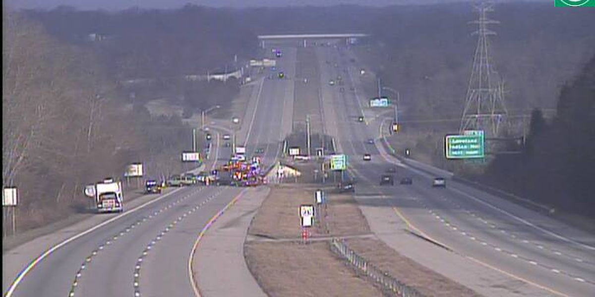 Air Care called twice for I-275 crash, road reopens hours later