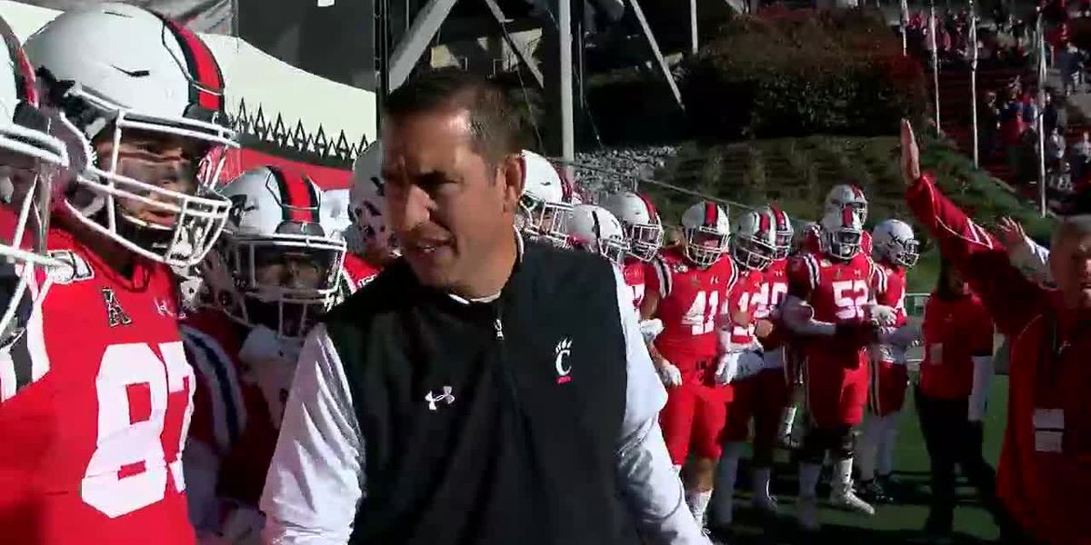 Positive COVID-19 cases on UC football team causes game postponement, source says