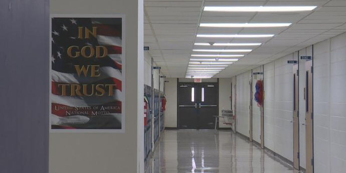 'In God We Trust' motto to appear in every Louisiana public school this fall