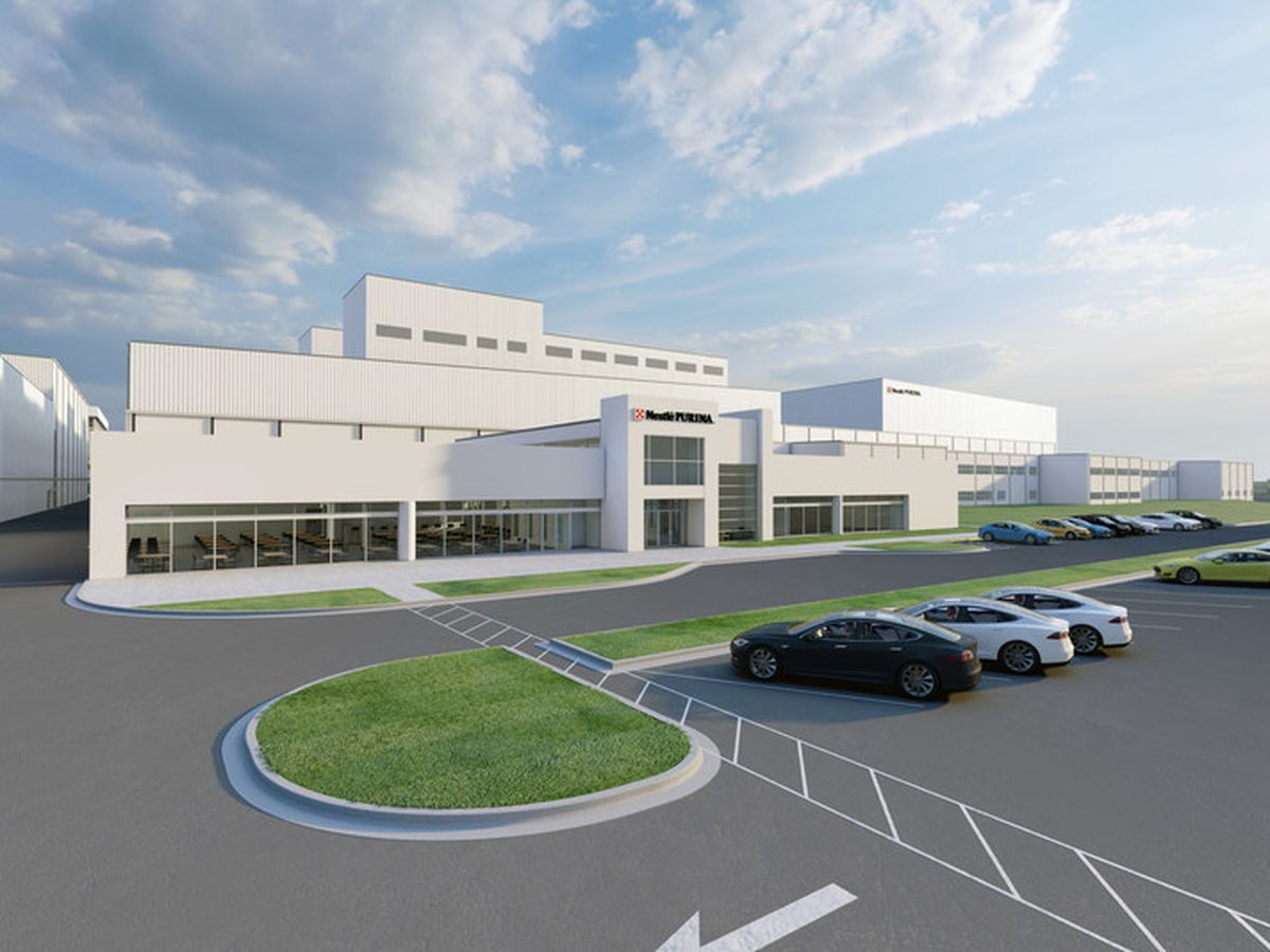 Hundreds of jobs coming to Clermont Co. with new Purina factory