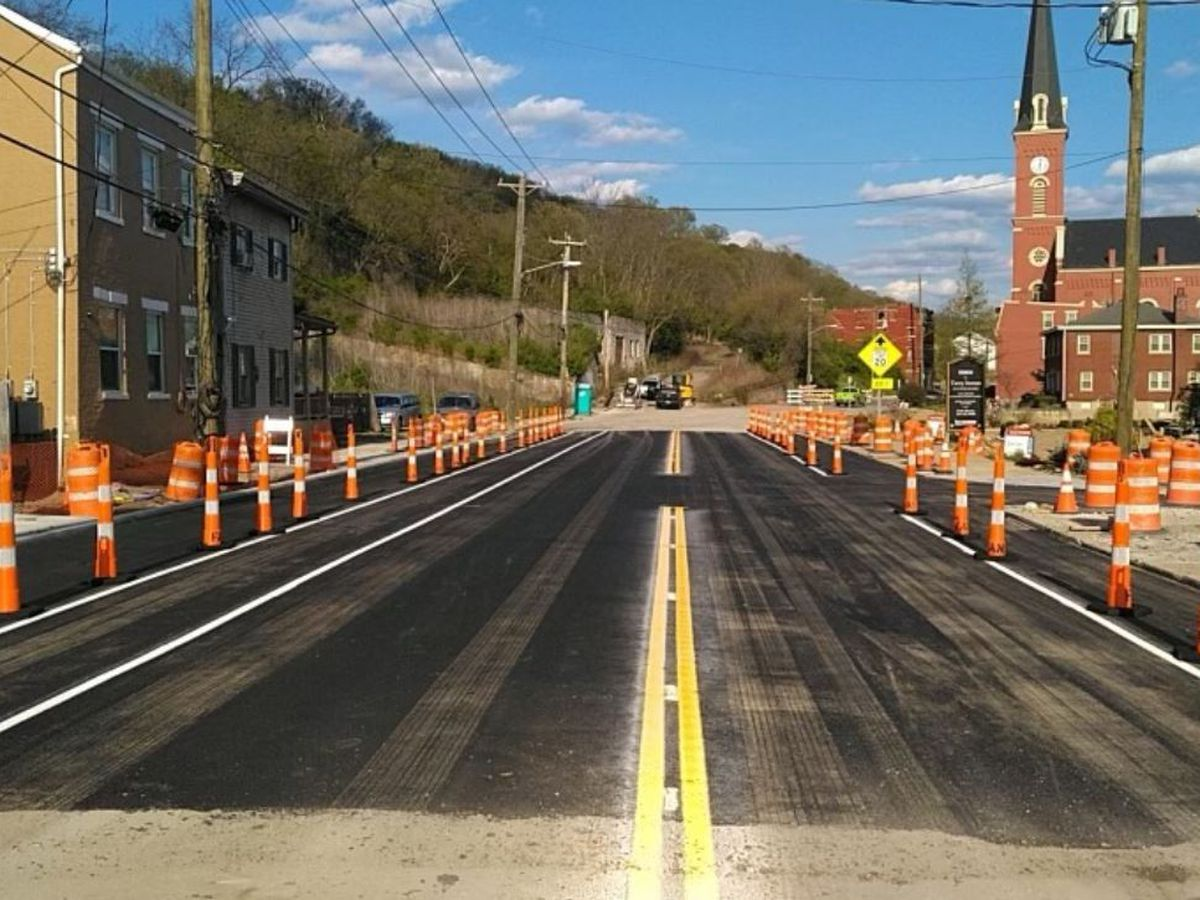 Riverside Drive reopens after repairs; residents and businesses rejoice