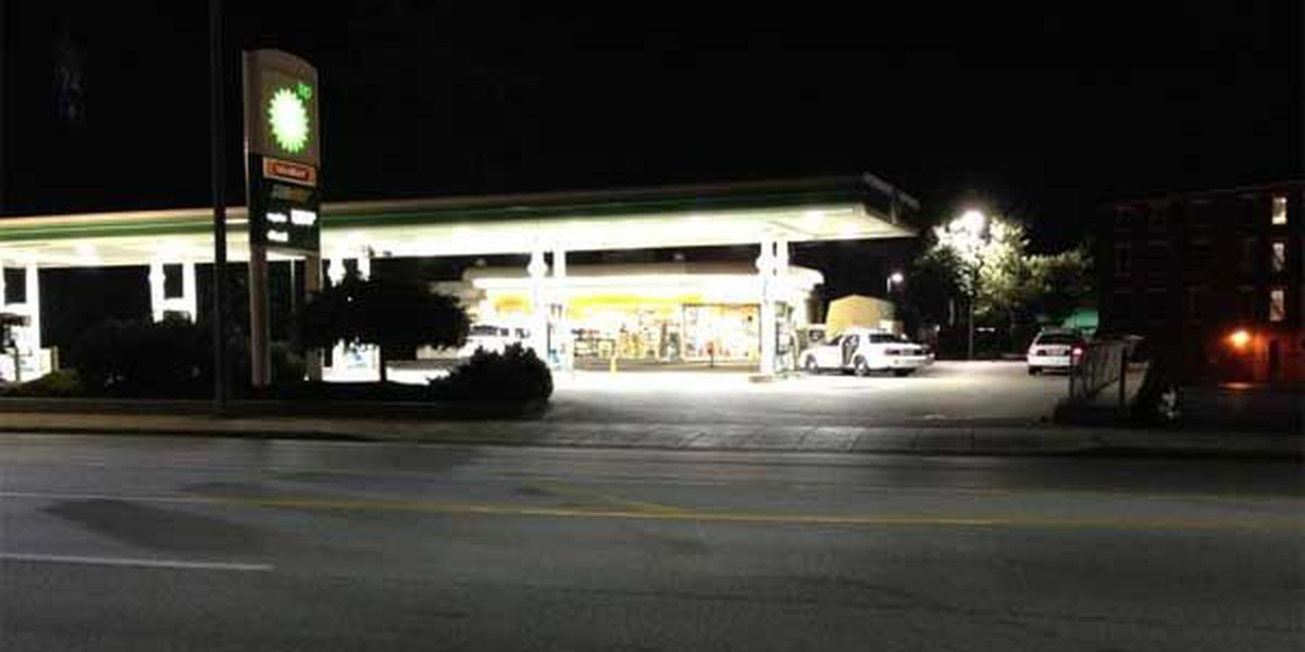 Two BP gas stations robbed overnight