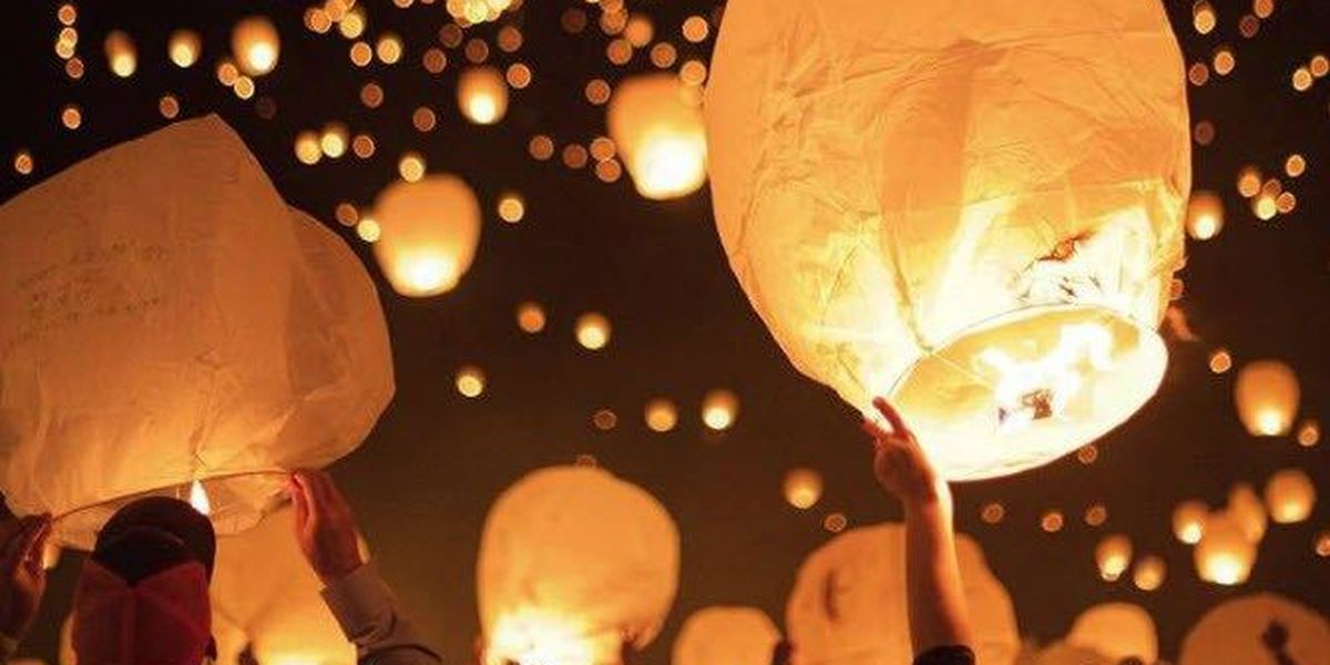 This lantern festival will light up the Kentucky sky Saturday