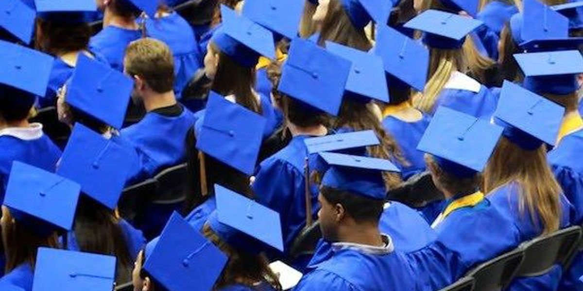 New York high school going gender-neutral with caps and gowns