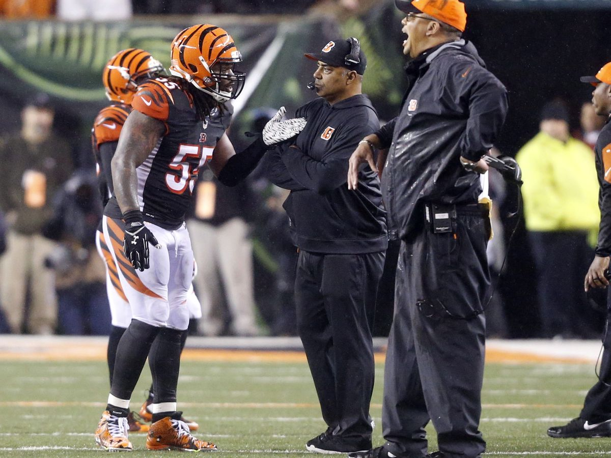 Vontaze Burfict dealt heavy fine for transgressions against Steelers