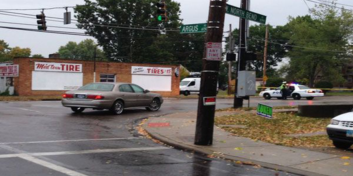Man struck, killed by vehicle in College Hill