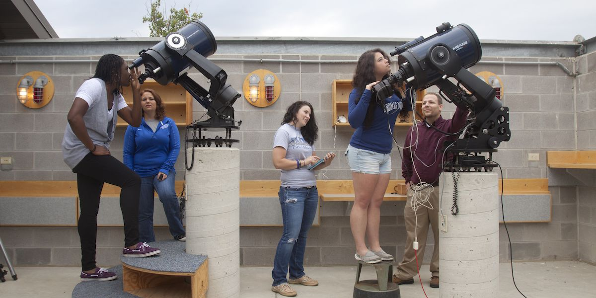 Thomas More University BB&T Observatory to host astronomical lectures and observations