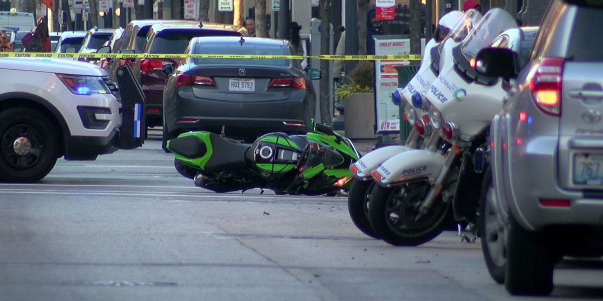 Kentucky man killed in motorcycle crash in Over-The-Rhine, family devastated