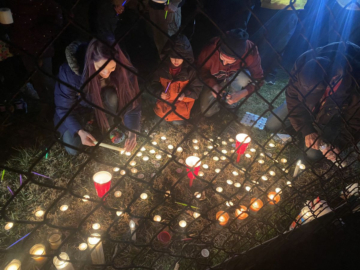 'She killed my son': Father attends Middletown vigil for 6-year-old