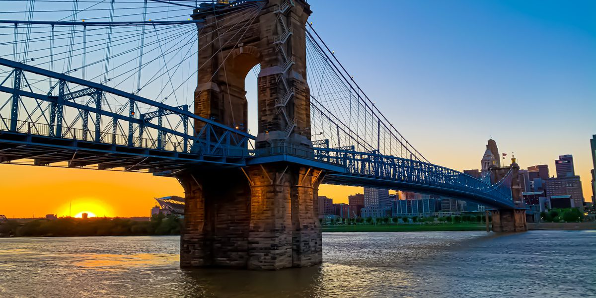 Roebling Bridge will be closed for at least a week, officials say