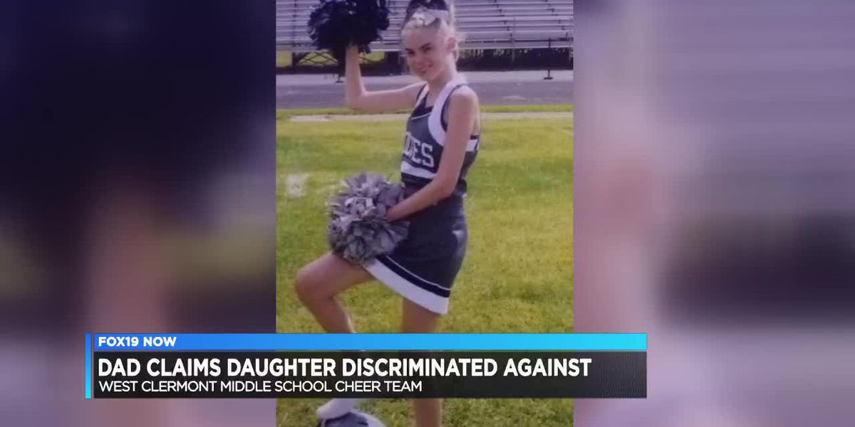 Father claims daughter with cheer aspirations is subject of special needs discrimination