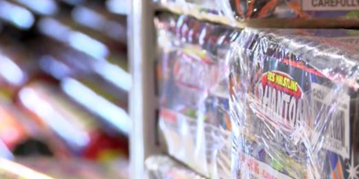 Safety tips for parents as fireworks sales boom ahead of 4th of July