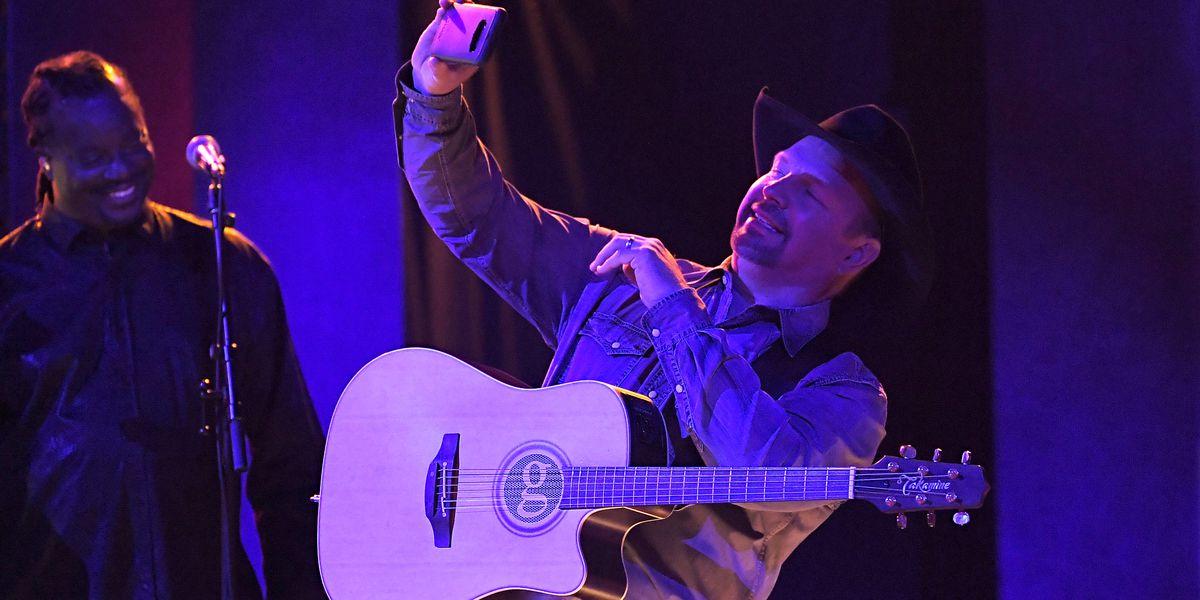 Garth Brooks postpones Paul Brown Stadium concert