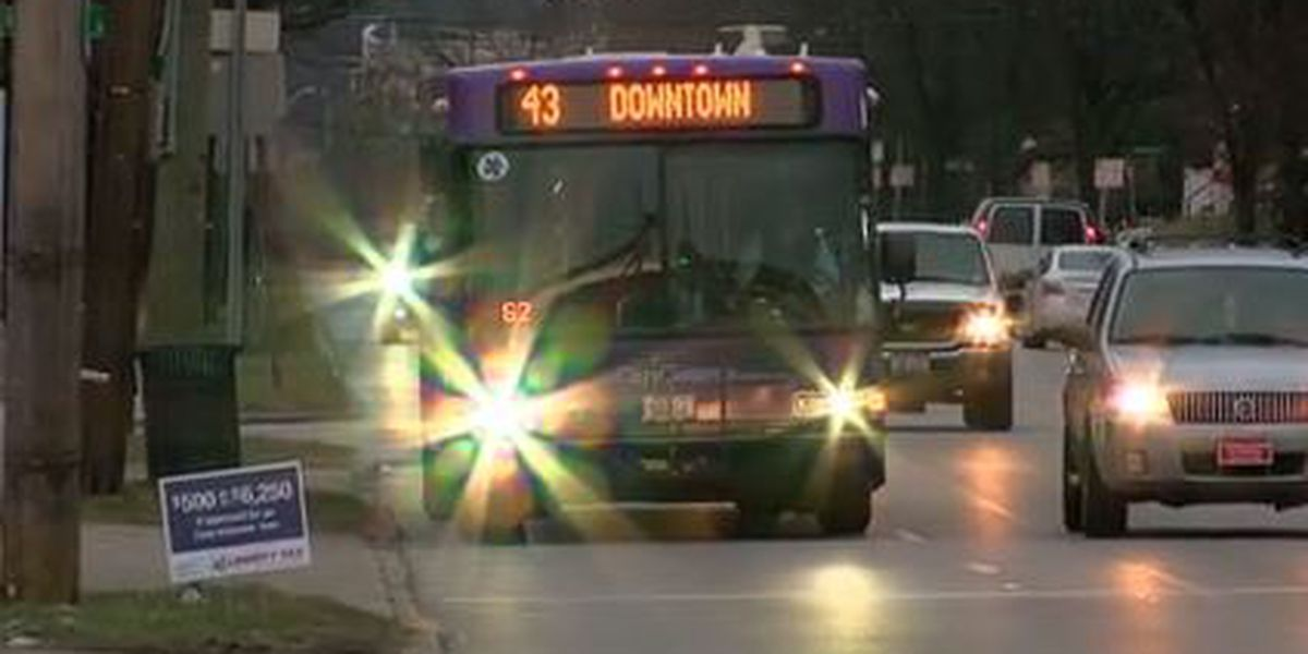Metro to suspend bus service at 11 p.m. nightly during curfew