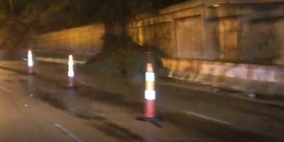 Columbia Parkway reopens following another landslide