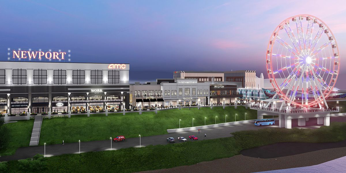Newport's SkyWheel to break ground in September