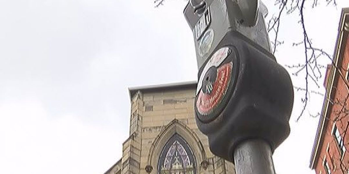Parking meter rates on the rise