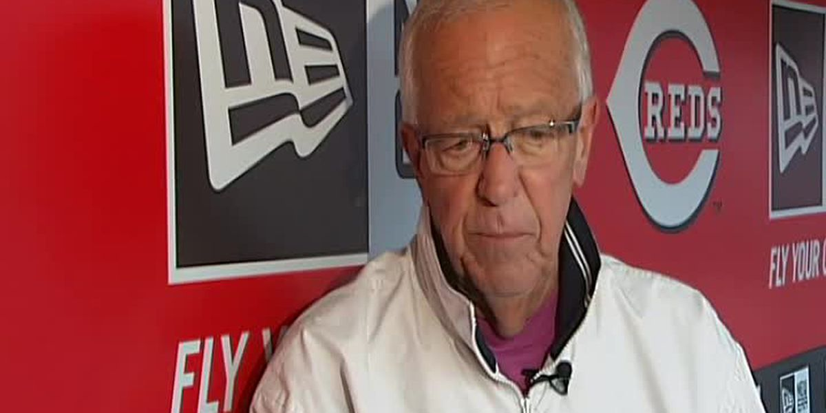 Marty Brennaman on 40 years with the Cincinnati Reds (interview originally aired in April 2013)