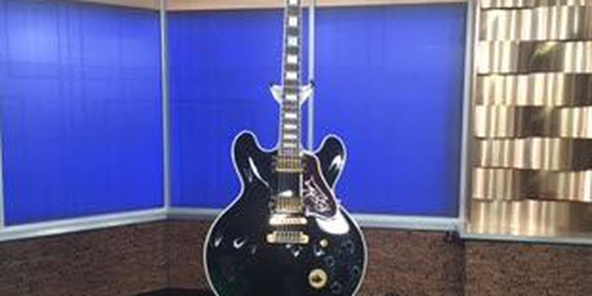 "Why B.B. King named his guitar ""Lucille"""