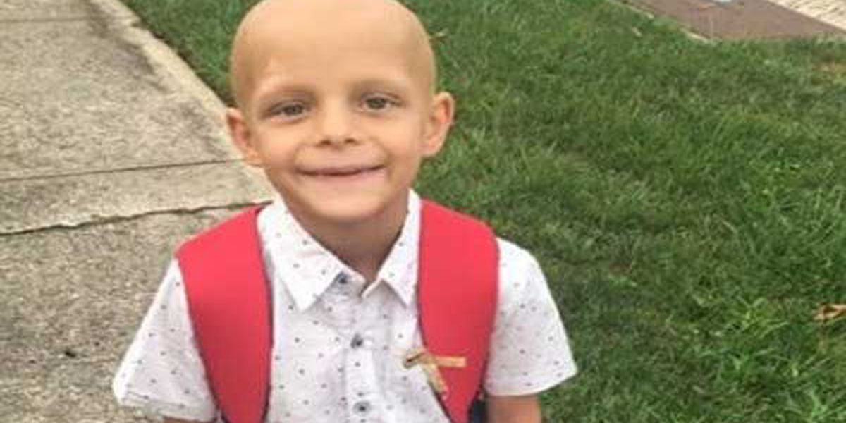 Photo scam of boy, 6, who died of cancer horrifies parents: 'It's disgusting'