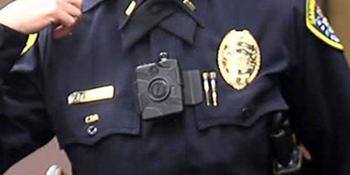 Which police departments have body cams