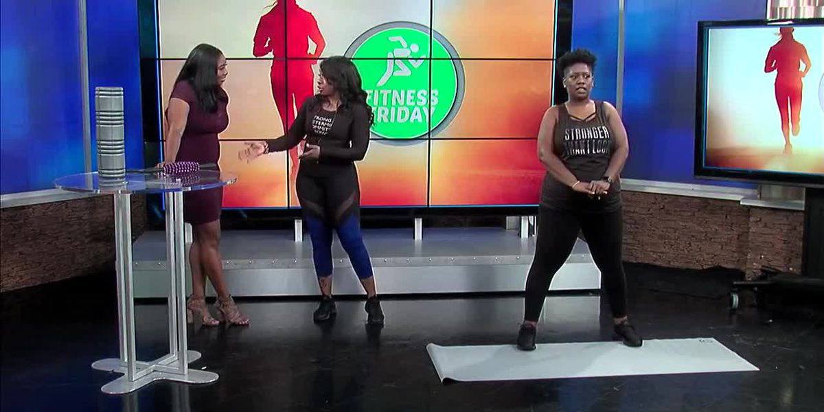 Fitness Friday: Best Ways to Help Sore Muscles
