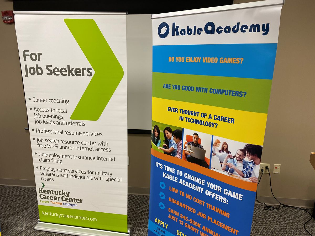 New 12-week tech training course being offered at Kentucky Career Center