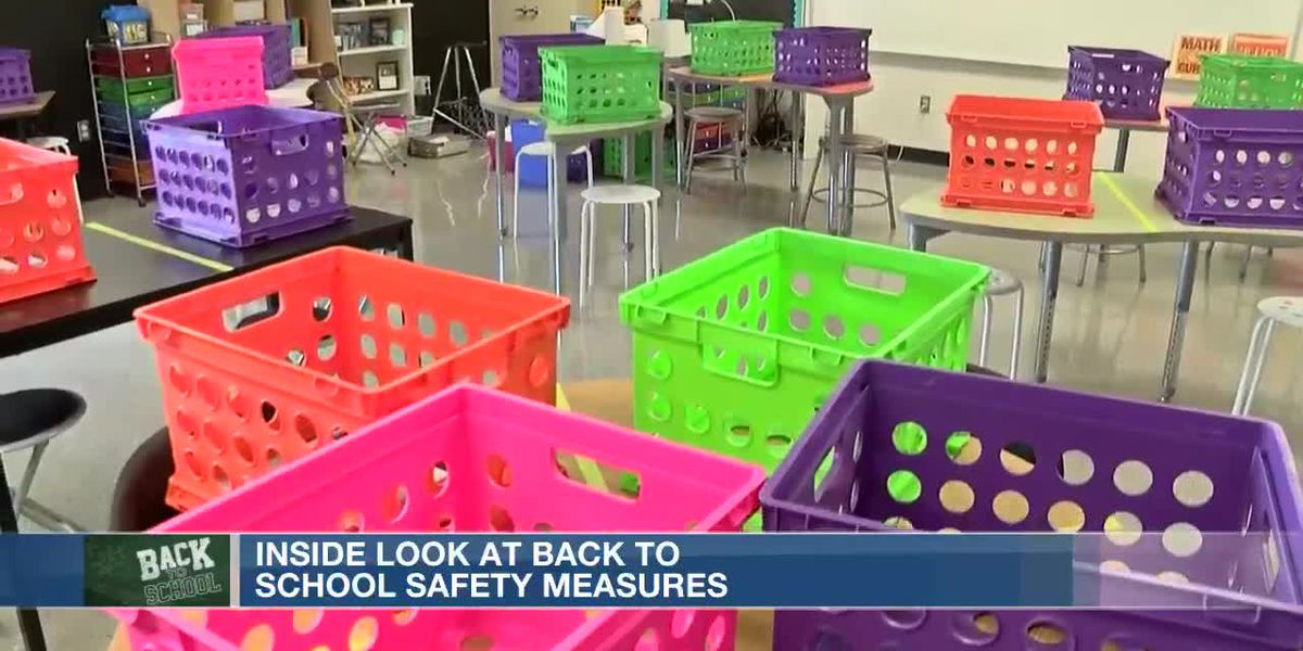 Inside look at Lakota School District's back-to-school safety measures